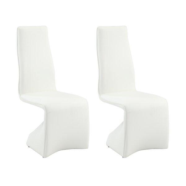 Ashwaubenon Upholstered Side chair (Set of 2) by Orren Ellis Orren Ellis
