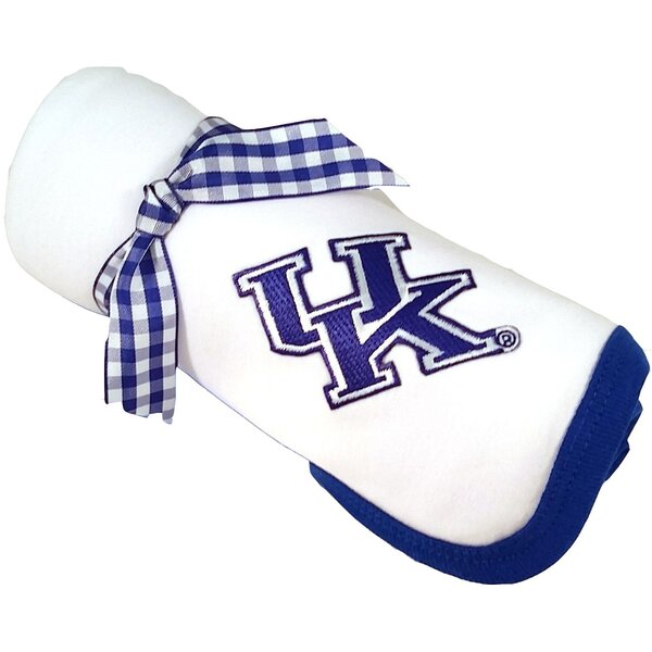 Kentucky Wildcats Baby Receiving Blanket by Future Tailgater