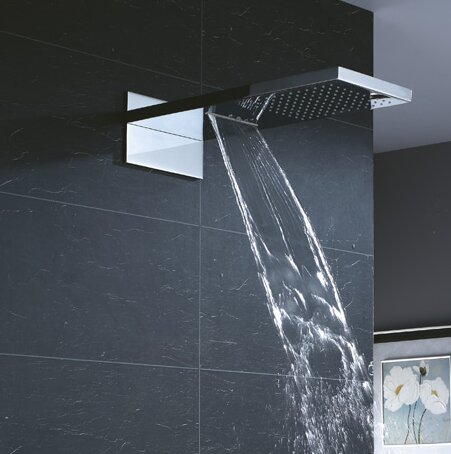 Concealed Bath Shower Faucet by UCore UCore