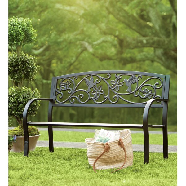 Hummingbird Aluminum Garden Bench By Plow & Hearth by Plow & Hearth 2020 Sale