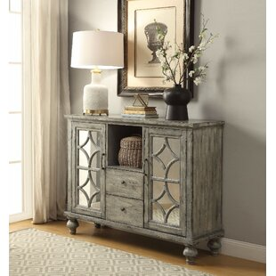 Janke 2 Door Accent Cabinet By Ophelia & Co.