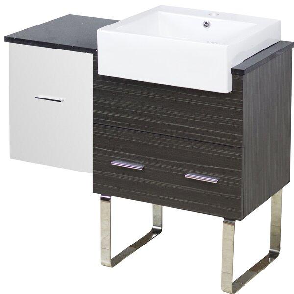 Bateson 37 Single Bathroom Vanity Set by Orren Ellis