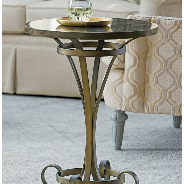 Margo End Table by One Allium Way One Allium Way