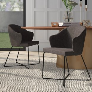 Moyle Upholstered Arm Chair (Set of 2)