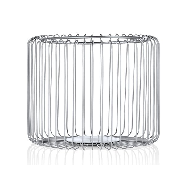 Estra Stainless Steel Wire Fruit Basket | AllModern