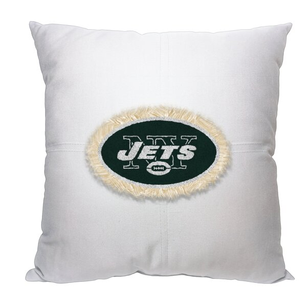 NFL Throw Pillow by Northwest Co.