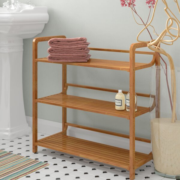 Millbank 27.75 W x 27.75 H Bathroom Shelf by Andover Mills