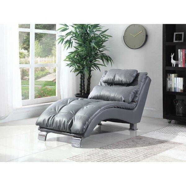 Lui Chaise Lounge By Orren Ellis
