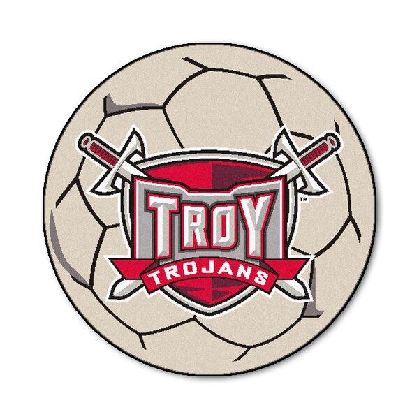 NCAA Troy University Soccer Ball by FANMATS