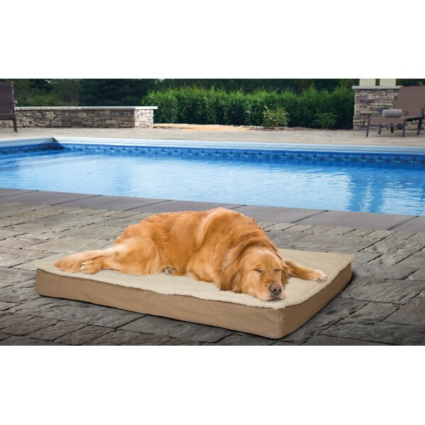 Etta Deluxe Outdoor Orthopedic Pet Mat Pad By Archie Oscar.