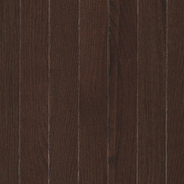 Randhurst SWF 2-1/4 Solid Oak Hardwood Flooring in Chocolate by Mohawk Flooring