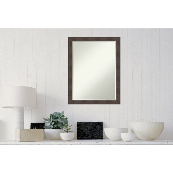 Haynes Bathroom Accent Mirror by Winston Porter