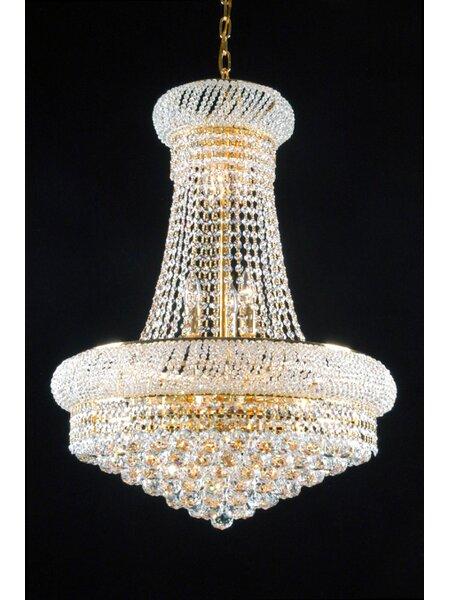 Montana 15 - Light Unique / Statement Empire Chandelier By House Of Hampton