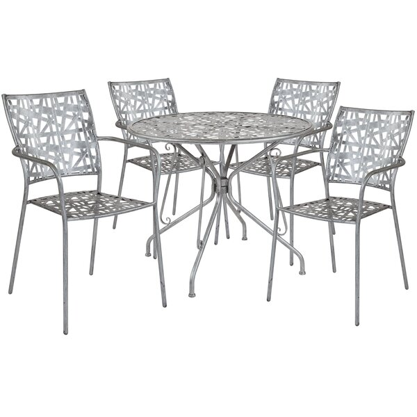 Windbrook 5 Piece Dining Set by Wrought Studio