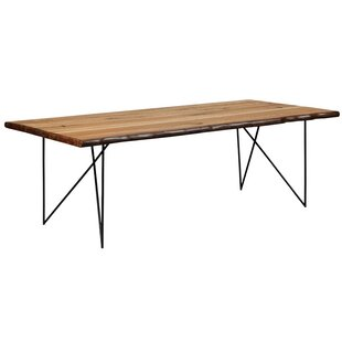 Great deal Live Edge Dining Table by Scott Living