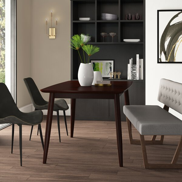 Leavell Dining Table by Mercury Row