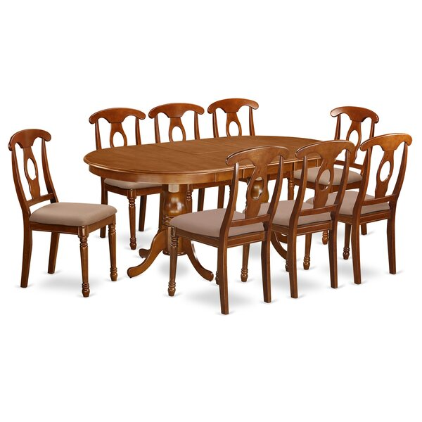 Germantown 9 Piece Extendable Dining Set by Darby Home Co