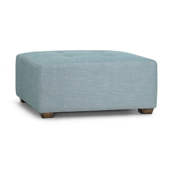 Chung Square Cocktail Ottoman by Darby Home Co