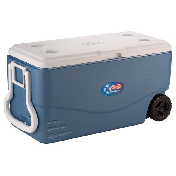 100 Qt. Xtreme Rolling Cooler by Coleman
