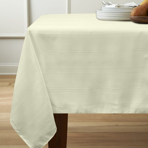 Humboldt Solid Spill Proof Fabric Tablecloth by Laurel Foundry Modern Farmhouse
