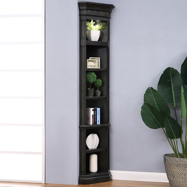 Rummel Library And Corner Bookcase By Darby Home Co