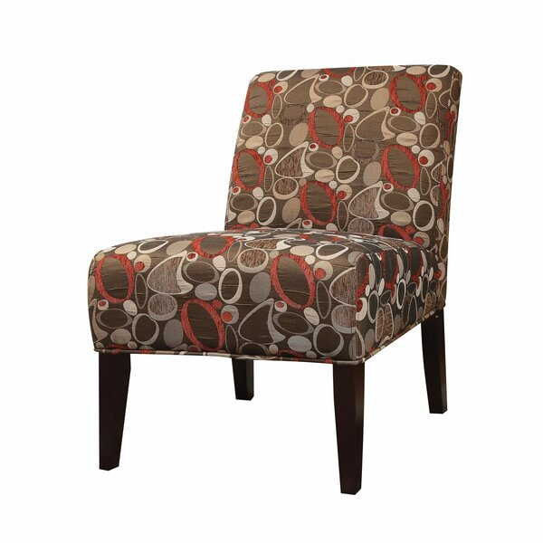 Montero Slipper Chair by Latitude Run
