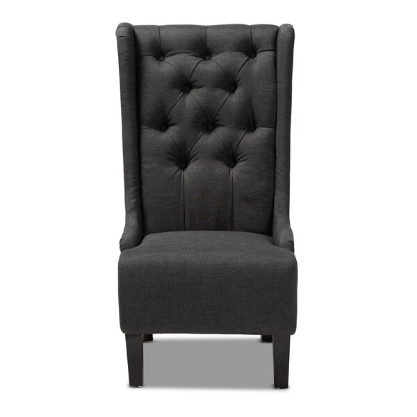 Review Pabon Wingback Chair