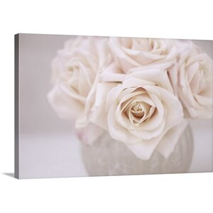 'Rose Bouquet' by Cora Niele Photographic Print on Wrapped Canvas by Great Big Canvas