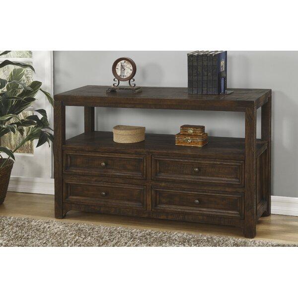 Flynn 48 Solid Wood Console Table W001804681