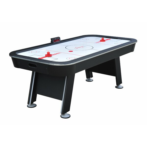 84 Air Hockey Table with LED Scoring by AirZone Play