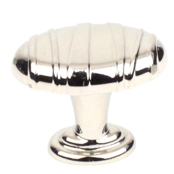 Mackinac Oval Knob by Century Hardware