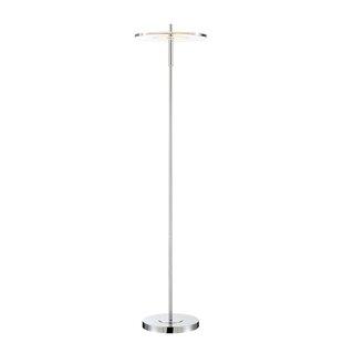 Best Reviews Zuzia 59 Floor Lamp By Orren Ellis
