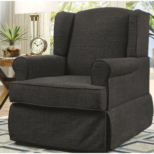 Brady Transitional Swivel Glider August Grove