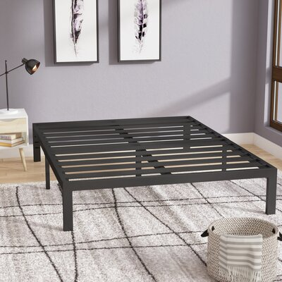 Queen Bed Frames You Ll Love Wayfair