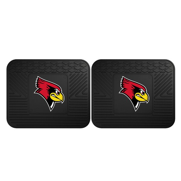 NCAA Illinois State University 2 Kitchen Mat by FANMATS