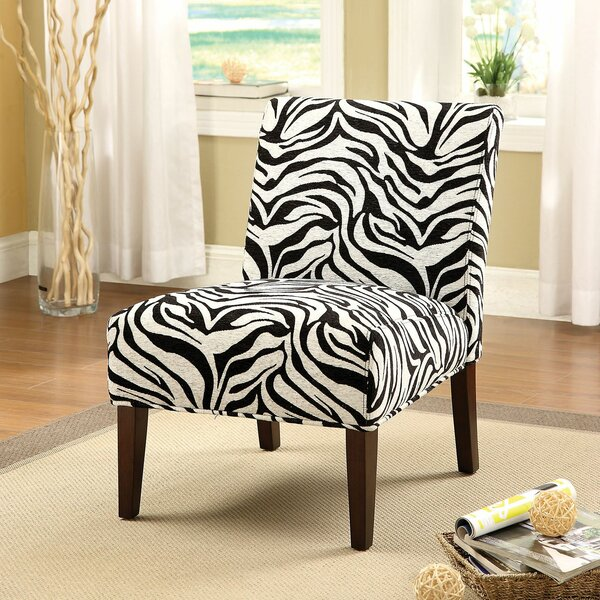 Sass Slipper Chair by World Menagerie