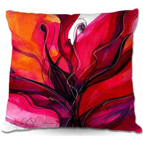 Ebern Designs Rudnick Couch Soul Flower 60 Throw Pillow Wayfair
