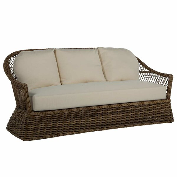 Soho Patio Sofa with Cushions by Summer Classics