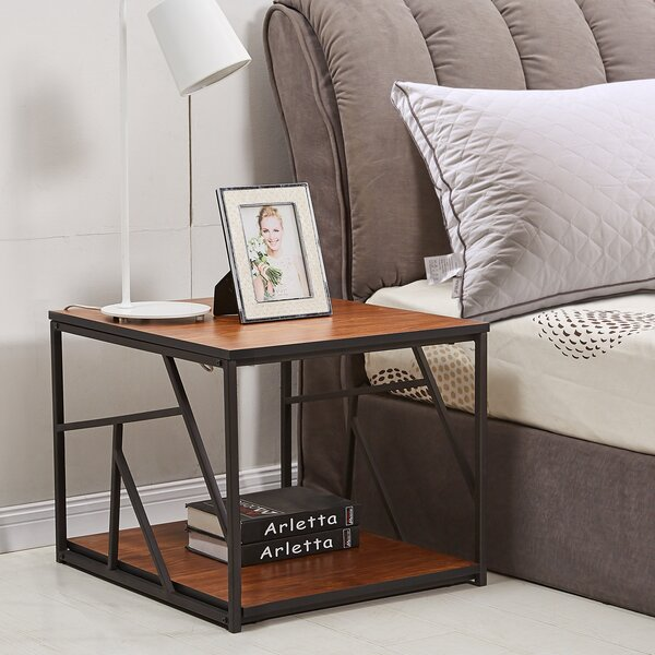 Ronny End Table By Wrought Studio