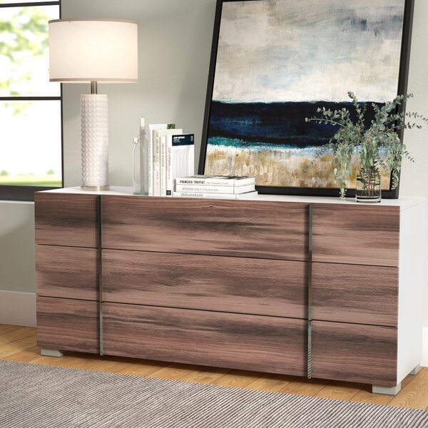 Cobbey 3 Drawer Dresser by Wade Logan