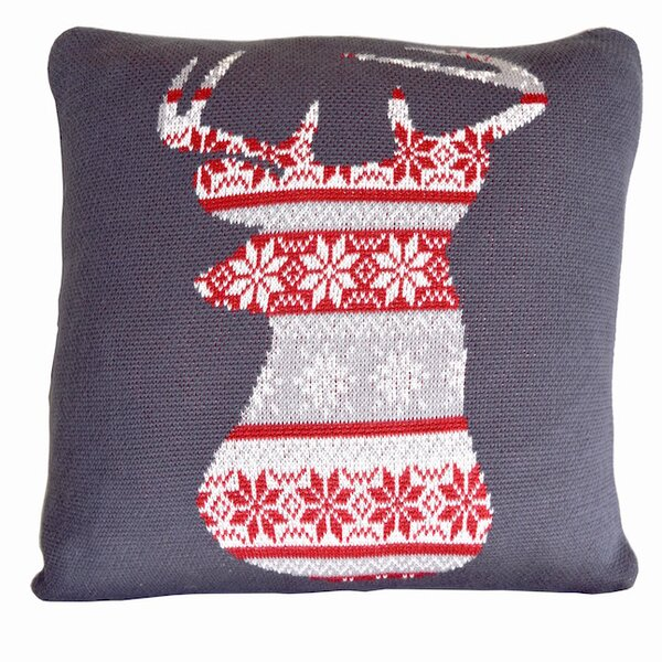 Nothing Like Christmas Throw Pillow by Debage Inc.