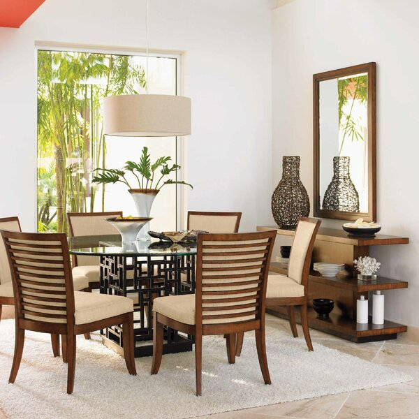 Ocean Club 7 Piece Dining Set By Tommy Bahama Home New Design