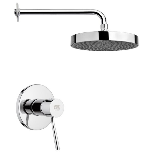 Mario Diverter Shower Faucet With Valve By Remer By Nameek's