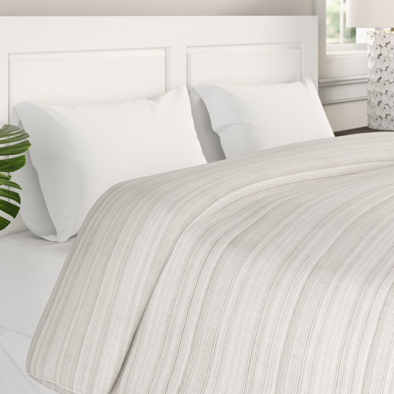 Locust Grove Single Reversible Duvet Cover Reviews Joss Main