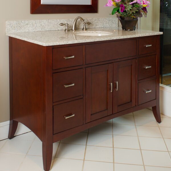 Metro 49 Single Bathroom Vanity Set by Kaco International