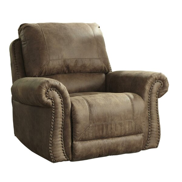 Aveza Manual Rocker Recliner By Fleur De Lis Living