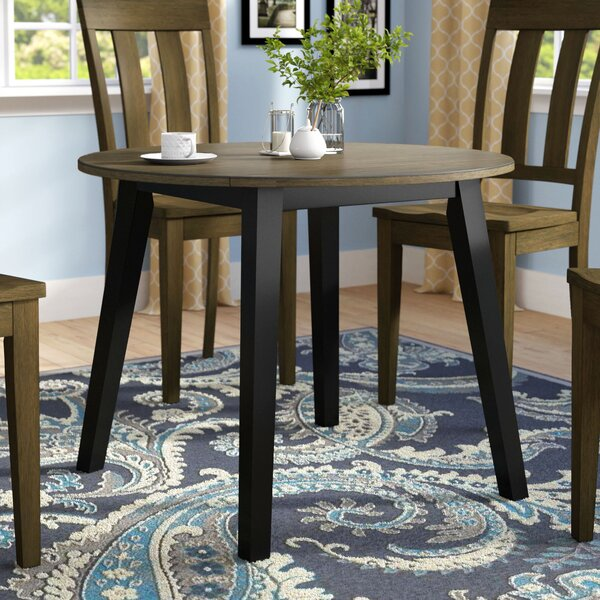 Penzance Drop Leaf Dining Table by Three Posts