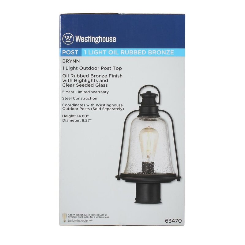 Williston forge marilou outdoor 1 light led 148 post light marilou outdoor 1 light led 148 post light aloadofball Gallery