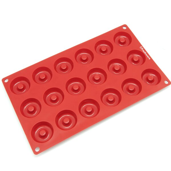 18 Cavity Mini Silicone Mold Pan by Freshware