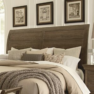St. Germain Sleigh Headboard by A.R.T.